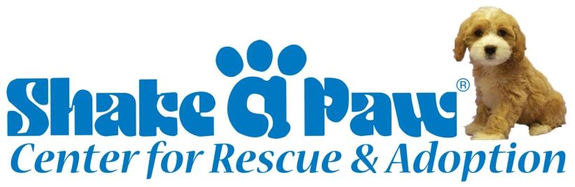 Shake A Paw logo